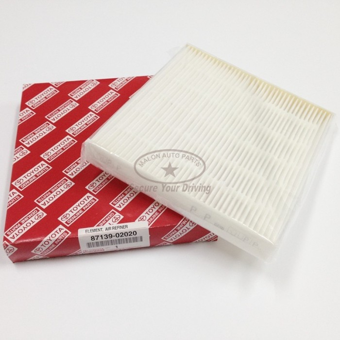 87139-02020 Cabin Air Filter for LEXUS, TOYOTA, GM ...