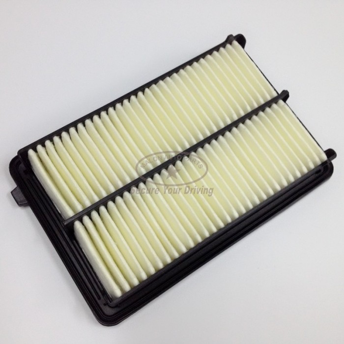 how to clean air filter honda civic
